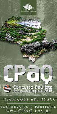 Concurso Paulista de Aquapaisagismo